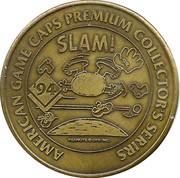 Token - American Game Caps Premium Collector's Series (Slam) – avers