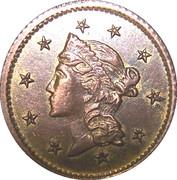 1 Dolar 1910 – revers