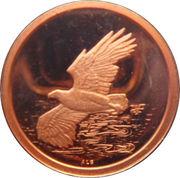 2 Cents (Commemorative Medallion) – revers