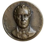Medal - James Cooper – avers