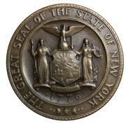 Medal - James Cooper – revers