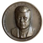 Medal - John F. Kennedy – avers