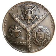 Medal - John F. Kennedy – revers