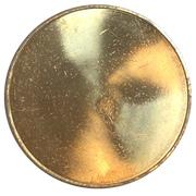 Medal - General Dynamics Coin Club – revers