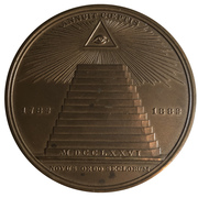 Medal - Great Seal of the United States of America – avers