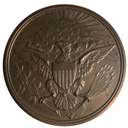 Medal - Great Seal of the United States of America – revers