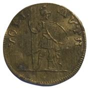 Jeton de compte - Vollmuth (Brandenburg; Johann Christian Reich) – avers