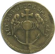Jeton - Friedrich Wilhelm III – revers
