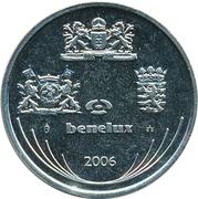 Jeton - Benelux – avers