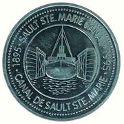 2 dollars - Sault Ste. Marie, Ontario – revers