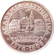 Jeton - Academia Altdorfina 1578-1809 – avers