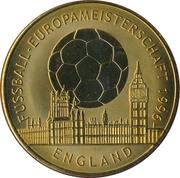 Token - UEFA Euro 2008 (England) – avers