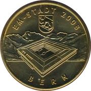 Token - UEFA Euro 2008 (Bern) – avers