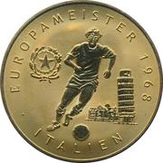 Token - UEFA Euro 2008 (Italy) – avers