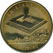 Token - UEFA Euro 2008 (Salzburg) – avers