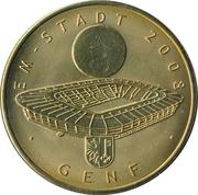 Token - UEFA Euro 2008 (Genf) – avers