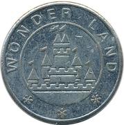 Jeton - Wonder Land – avers