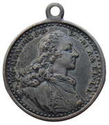 Medallion - Patrona Bavariae – revers
