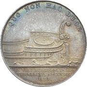 Jeton - Chambre de commerce de Bordeaux - Louis XVIII – revers