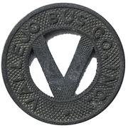 1 Fare - Vallejo Bus Co. Inc. (Vallejo, California) – avers