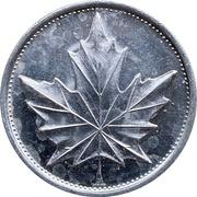 Jeton - Canadian Explorers (Jacques Cartier) – revers