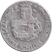 Jeton - 1100e anniversaire du château de Broich – avers