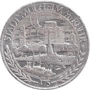 Jeton - 1100e anniversaire du château de Broich – revers