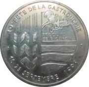 1995 - 20 ECUS de POIX DE PICARDIE – avers