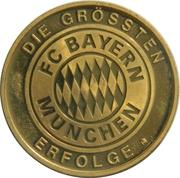 Jeton - FC Bayern Munchen - UEFA Champions League Winner – revers