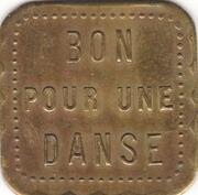 Bon pour une danse - Aux Sports - Bal musette du Pont de Suresnes [92] – revers