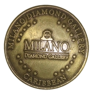 Jeton - Milano Diamond Gallery (Caribbean - Nassau) – revers