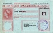 1 Pound. – avers
