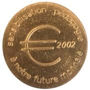 ½ euro (de Voisins-le-Bretonneux) – avers