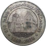 Médaille - 850th Anniversary of Runneburg (Judith of Hohenstaufen) – revers