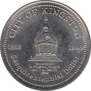 2 Dollars - Historic Murney Tower (Kingston, Ontario) – avers