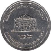 2 Dollars - Historic Murney Tower (Kingston, Ontario) – revers