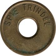 Jeton Spie Trindel – avers
