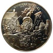 Médailles Belgique Joyeuses Entrées Province de Limbourg – avers