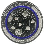Jeton - The Solar System (Mars) – avers