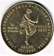 1 euro Cadenet (84) – avers