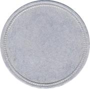 1 dollar - N.C.O. Open Mess (Charleston Air Force Base, South Carolina) – revers