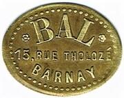 Bal Barnay - Paris – avers