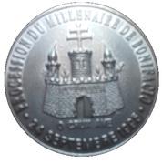 5 ECU de Bonifacio – avers
