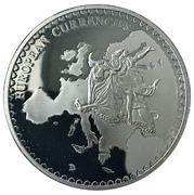 Token - European Currencies (Belarus) – revers