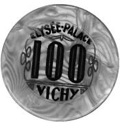 100 Francs - Elysée-Palace (Vivhy) – revers