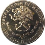 jeton - Armada de Mexico – avers