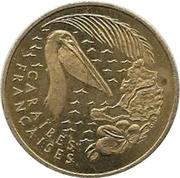 1 Euro de l'Ile De Saint-Martin – avers