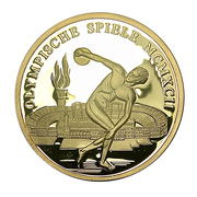 Medal - Olympische Spiele – avers