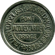 Victoria and Jacques-Cartier Bridges (Montreal, Quebec) – revers