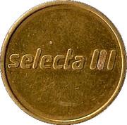 Jeton Selecta – avers